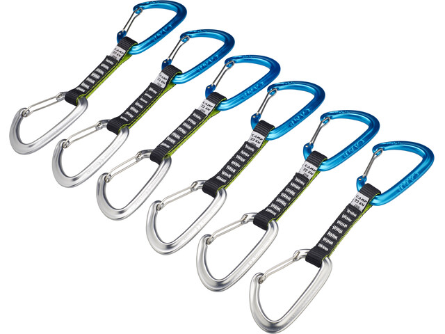 Camp Orbit Wire Express 6 Pack Quickdraws 11 cm